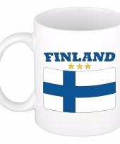Koffiemok vlag finland 300 ml