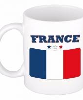Koffiemok vlag frankrijk 300 ml
