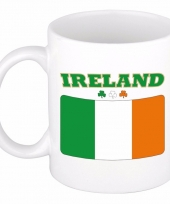 Koffiemok vlag ierland 300 ml
