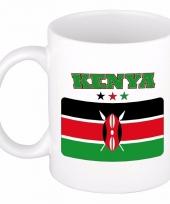 Koffiemok vlag kenia 300 ml