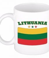 Koffiemok vlag litouwen 300 ml