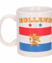 Koffiemok vlag nederland 300 ml