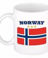 Koffiemok vlag noorwegen 300 ml
