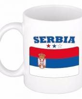 Koffiemok vlag servie 300 ml