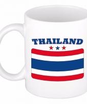 Koffiemok vlag thailand 300 ml