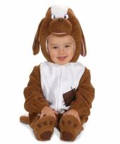 Kostuum hondje voor baby s