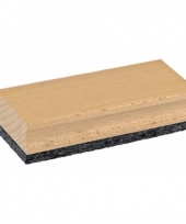 Krijbord wisser van hout