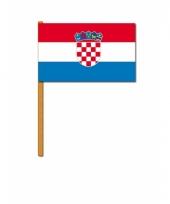 Kroatische zwaaivlag
