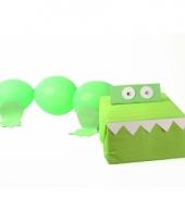 Krokodil surprise startpakket