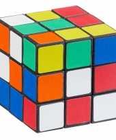 Kubus puzzel spelletje 7 cm