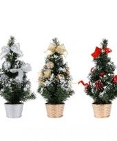 Kunst kerstboom 30 cm