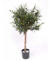 Kunst olijf bolbomen 75 cm