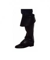 Laarzen hoezen zwart