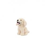 Labrador knuffelbeest 20 cm