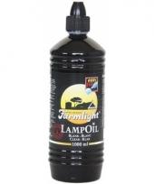 Lampenolie voor navulbare olietank 1 liter
