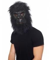 Latex masker aap met haar