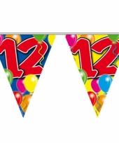 Leeftijd vlaggenlijnen 12 jaar