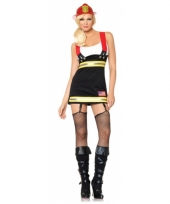 Leg avenue brandweer dames kostuum