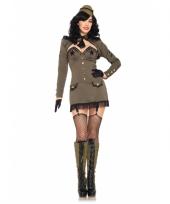 Leg avenue pin up army girl