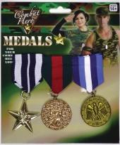 Leger medailles