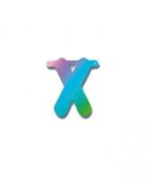 Letterslinger letter x