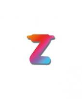 Letterslinger letter z