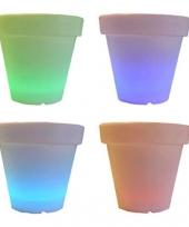 Licht vaas groot die van kleur verandert 10041388