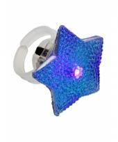 Lichtgevende ring met ster