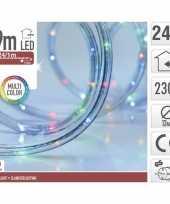 Lichtslangen met gekleurd led licht 9 meter