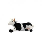 Liggende koe knuffelbeest 35 cm