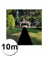 Loper in de kleur zwarte 1 bij 10 meter