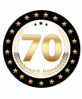 Luxe 70 geworden bierviltjes