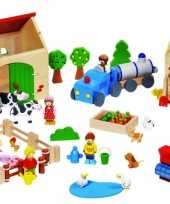 Luxe houten boerderij