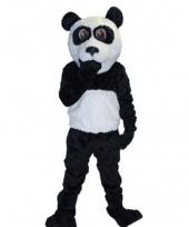 Luxe mascotte pak panda