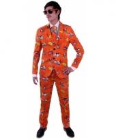 Luxe nederland kostuum voor heren