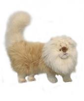 Luxe persische kat knuffel 45 cm
