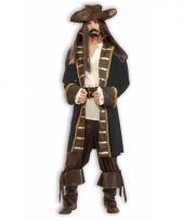 Luxe piraat kostuum
