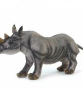 Luxe pluche neushoorn 46 cm