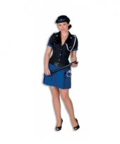 Luxe politiejurk voor dames