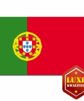 Luxe portugese landen vlaggen