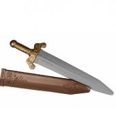 Luxe romeins zwaard van plastic