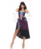 Luxe zigeunerin kostuum voor dames
