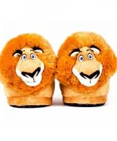 Madagascar leeuw alex pantoffels voor kids