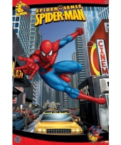 Marvel poster spiderman nyc 61 x 91 5 cm
