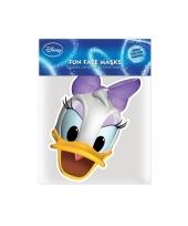 Maskertje met katrien duck afbeelding