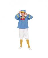 Matrozen eend verkleed kostuum voor kinderen