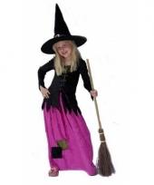 Meisjes verkleedkleding heksenjurk 10059868