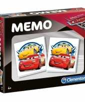 Memory speelgoed cars