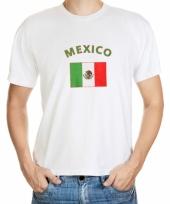 Mexicaanse vlaggen shirts