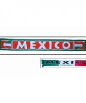 Mexico fan shawl